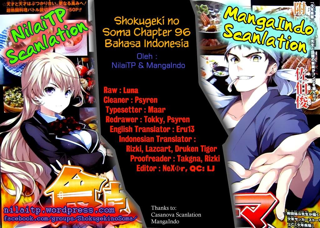 Komik shokugeki no soma 096 - jawaban yang dia raih 97 Indonesia shokugeki no soma 096 - jawaban yang dia raih Terbaru 1|Baca Manga Komik Indonesia|