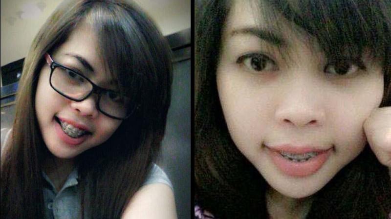 Foto Siti Aisyah di Facebook miliknya