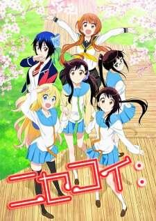 Film Anime Nisekoi: Season 2 Full Episode Subtitle Indonesia