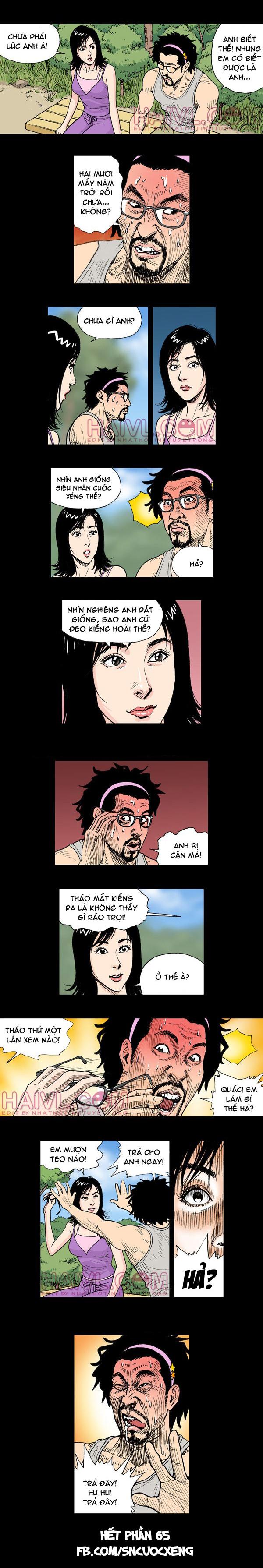 Siêu nhân Cuốc Xẻng (full bộ) phần 65