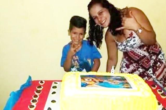 Mãe e filho itapebienses (37 e 8 anos) são executados a facadas dentro de casa
