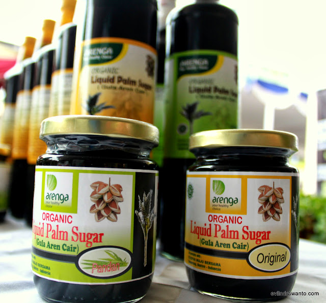arenga liquid palm sugar