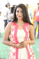 Aishwarya Lekshmi looks stunning in sleeveless deep neck gown with transparent Ethnic jacket ~  Exclusive Celebrities Galleries 064.JPG