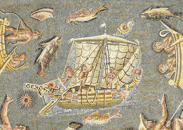 'Roman Mosaics across the Empire' at the J. Paul Getty Museum, Getty Villa