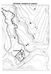 Seuthopolis în raport cu nivelul terenului