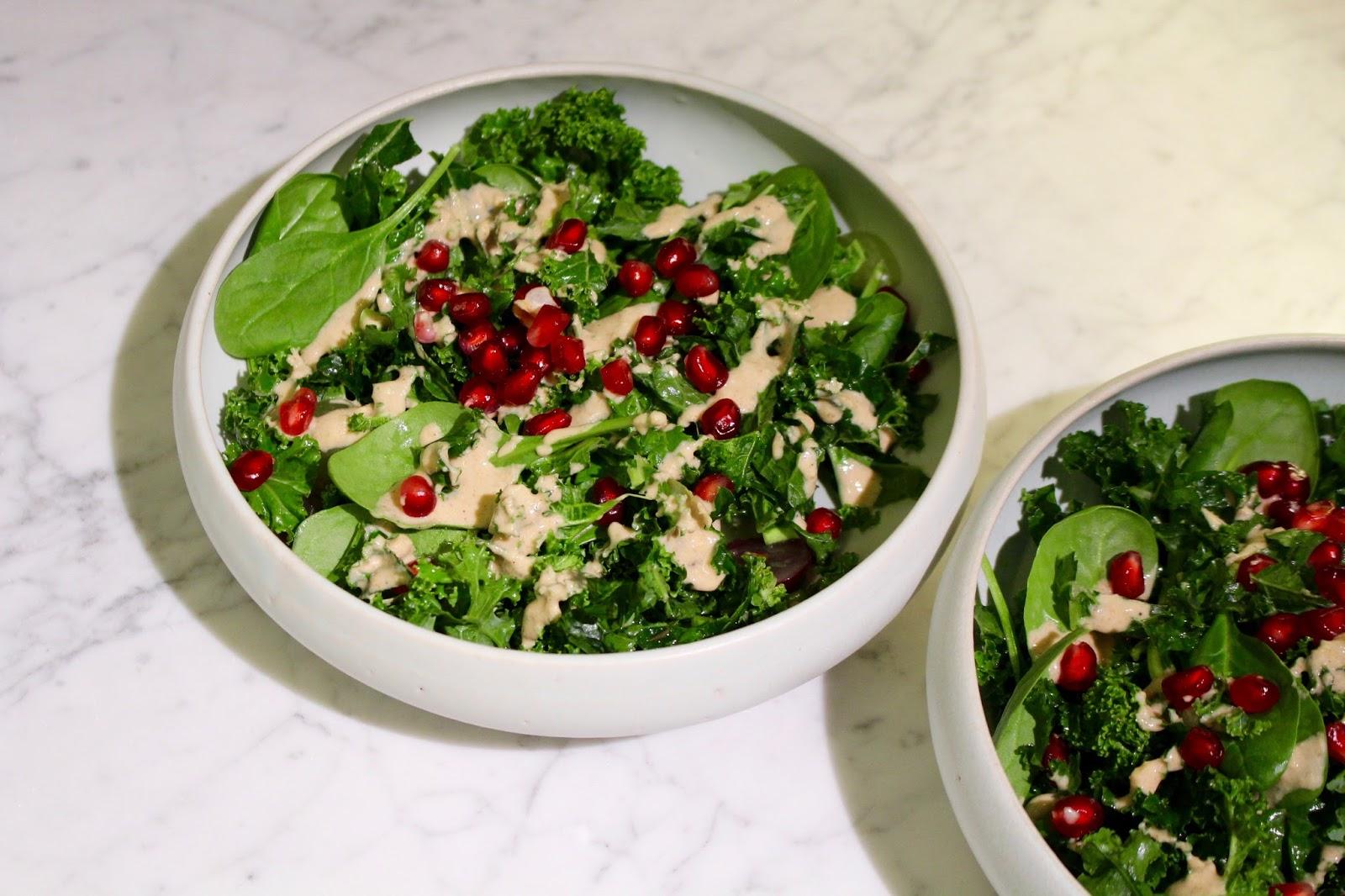 Vegan plant-based Christmas meal