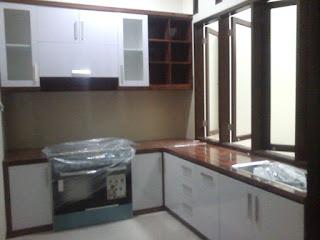 jasa kitchen set minimaalis jakarta timur