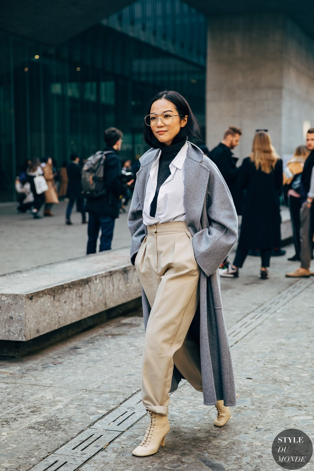 Pleated Pants are So Fresh for Fall — Street Style Inspiration