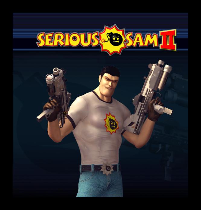 Serious Sam II - Katılımsız Oyun cover