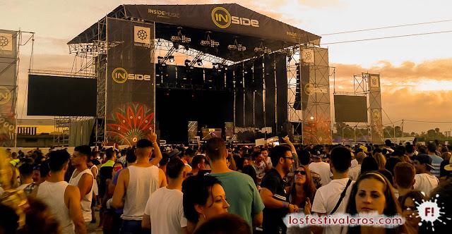 Arenal Sound, 2016, Festival, Música