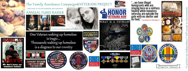 SUPPORT THE VETERANS PROJECT
