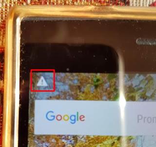 Azione account richiesta di Google