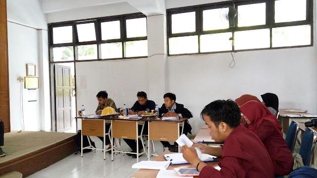 LPM UNM Gelar Pembahasan Proposal dan Instrumen Penelitian Lembaga, Ini Tujuannya