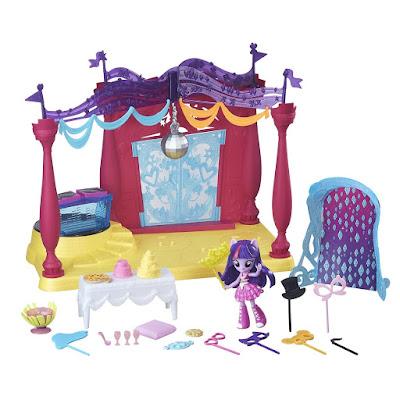 Canterlot High Dance Playset with Twilight Sparkle Doll