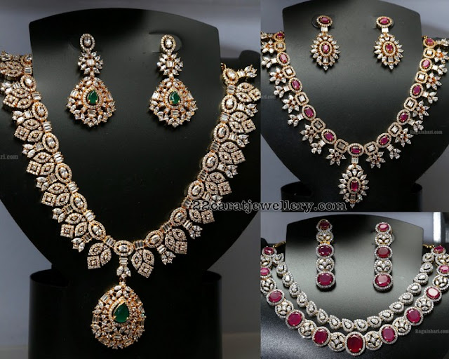 Diamond Sets by Diva Jewels Exhibition