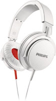 Philips SHL3105WT/00 Over-Ear Headphone