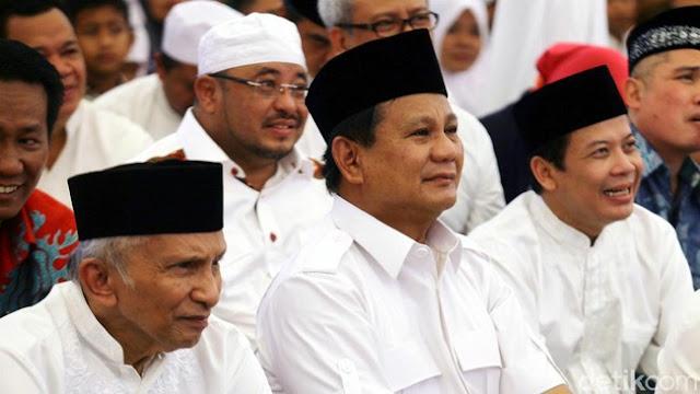Kemenangan Prabowo - Sandi Tidak Dapat Dibendung