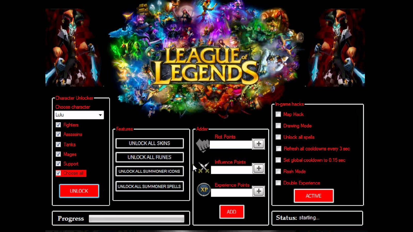League of Legends Hack ~ OneGameShock