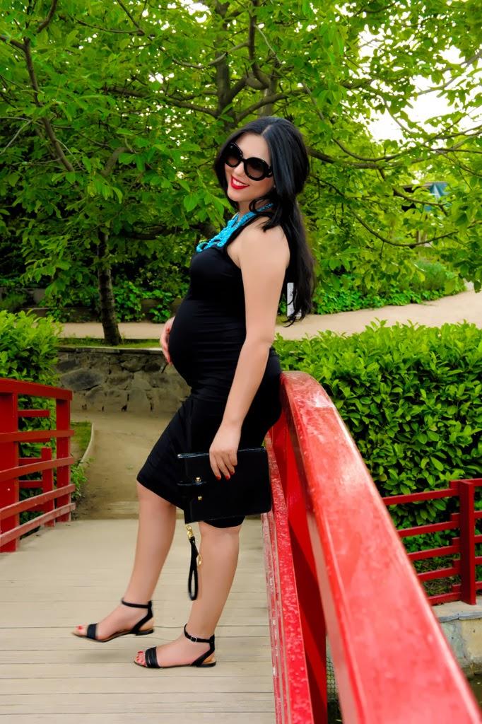 Fabulous Dressed Blogger Woman Duygu S Style