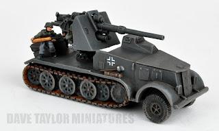 Davetaylorminiatures Fow Panzergrenadiers Part 3