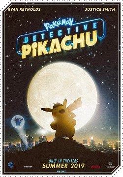 Pokémon – Detetive Pikachu Torrent (2019) BluRay 720p | 1080p Dual Áudio / Dublado