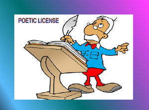POETIC LICENSE in Placerville Sat. (5/25)