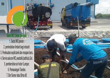 Sedot WC Lakarsantri Area Lidah Surabaya Murah