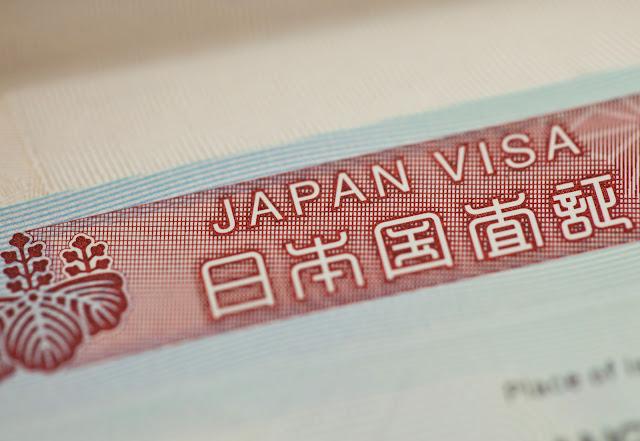 Pengurusan Visa Jepang
