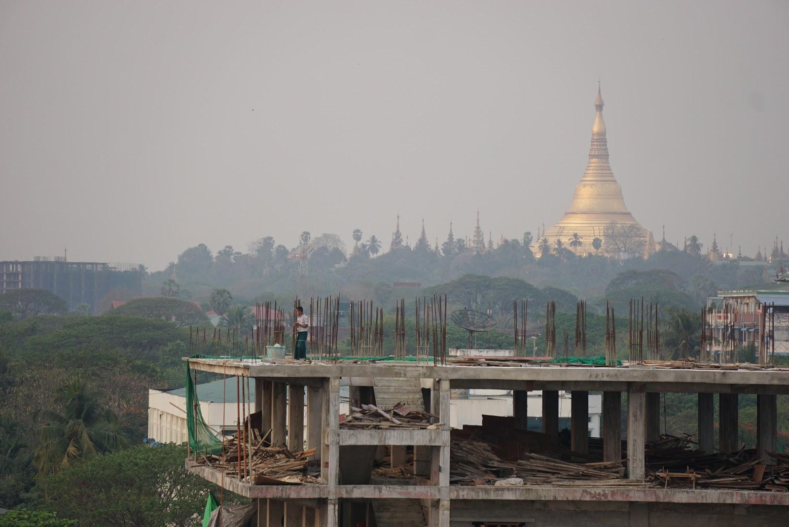Nine myanmar