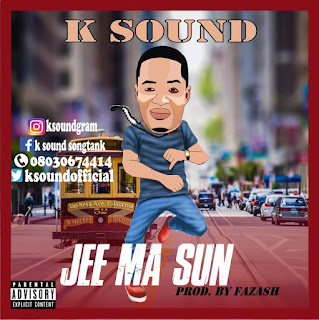 MUSIC: K Sound – Jee MaSun