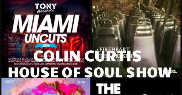 Colin curtis connection new soulful house new sunset for Soulful vocal house