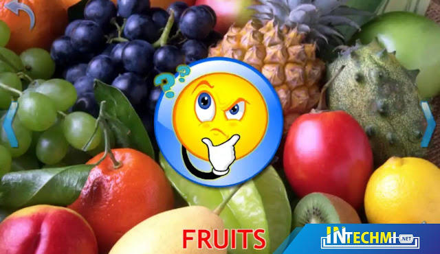 Game Anak Terbaik Fruits and Vegetables for Kids