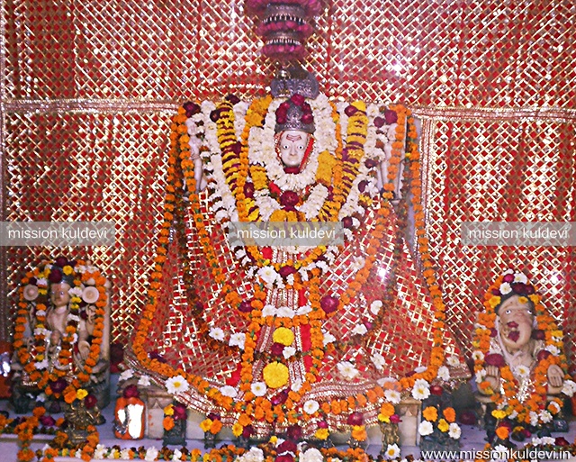 Rajrajeshwari Mata Jaipur
