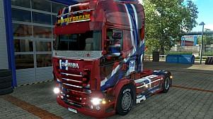 Norway Dream Scania RJL