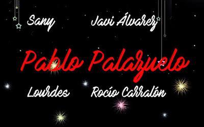 Entrevista a 4 bandas a Pablo Palazuelo