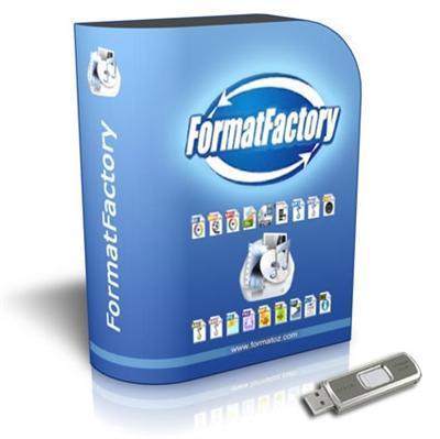 Format Factory 3.9 Full โปรแกรมแปลงไฟล์ได้ทุกนามสกุล