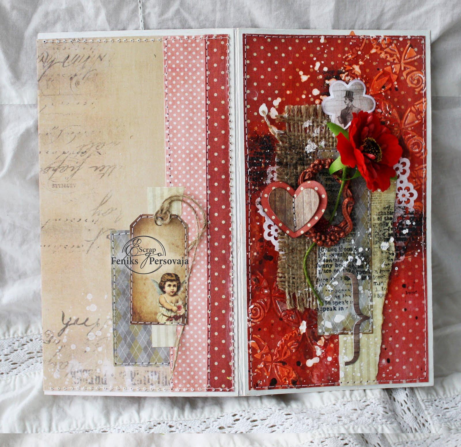 Открытки валентина, открытки 2в