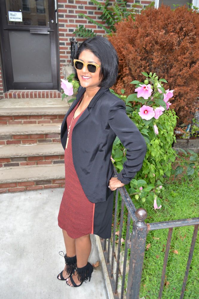Darby Parker sunglasses Astoria in Heels
