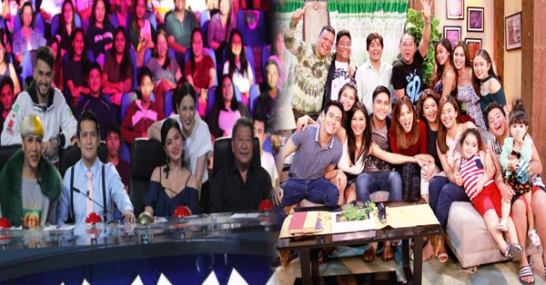 ABS-CBN Remains On Top, With Its Shows Still Dominating The National Ratings!