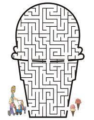 Ciao Bambini Ciao Maestra Labirinti Per Le Vacanze
