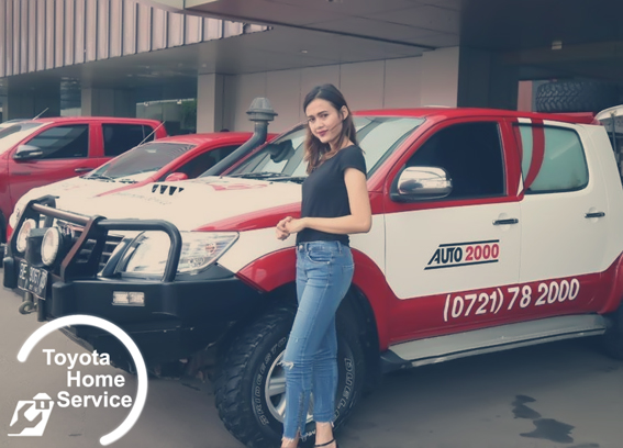 Layanan Home Service Auto2000 Bikin Nyaman Semua Pelanggan Toyota