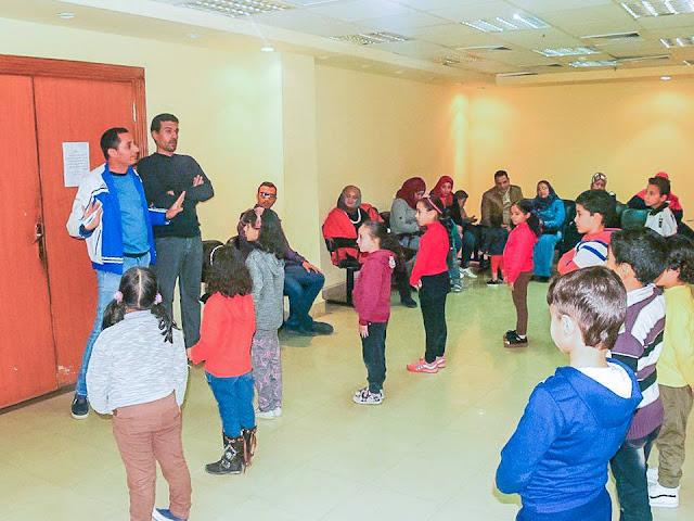 ثقافة السويس تحتضن مشروع لمسرح وفنون الشارع للاطفال
