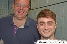 Daniel Radcliffe on BBC Radio 4's Front Row Weekly