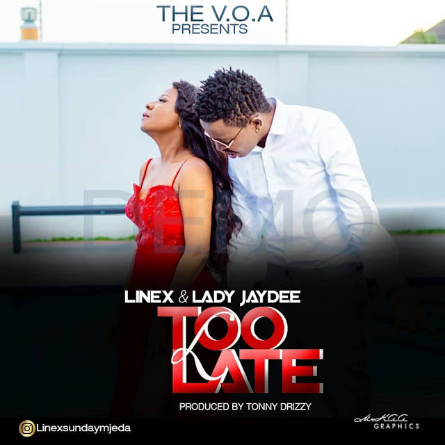 Linex Ft. Lady Jaydee - Too Late