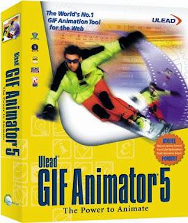 Ulead GIF Animator Portable