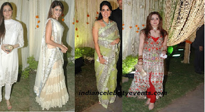 bollywood-celebs-reception_vivek-oberoi-priyanka-alva