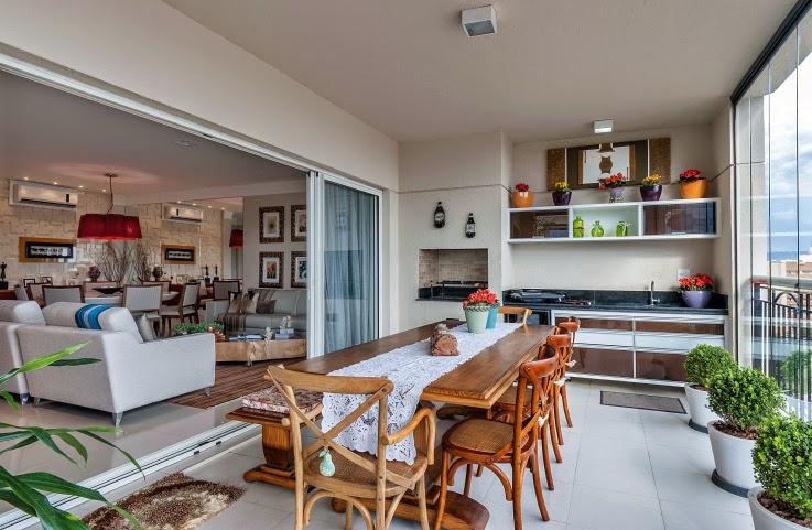 Decorao Apartamento alto padro  Jeito de Casa  Blog