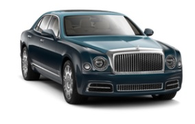 pricing of Bentley Mulsanne