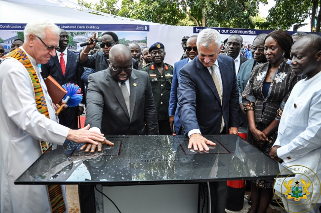 """Deposits Of One Million Ghanaians Saved In Banking Sector Clean-Up"" – President Akufo-Addo"
