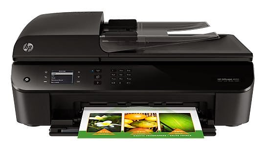 HP Officejet 4630 Drivers update